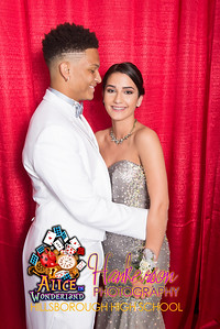 Hillsborough High School Prom-5910