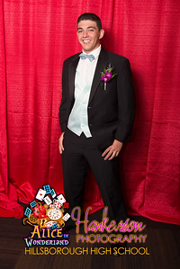 Hillsborough High School Prom-5814