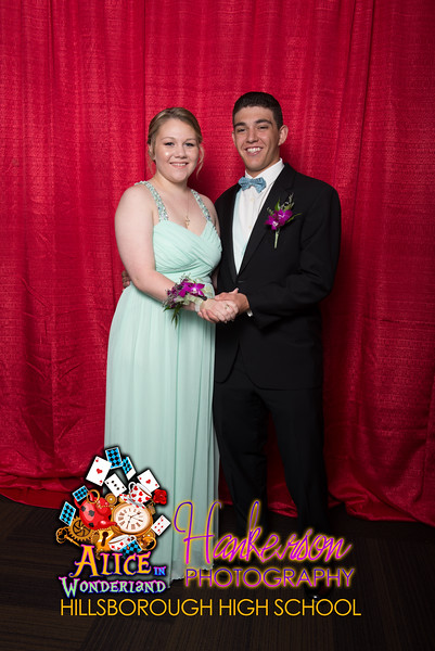 Hillsborough High School Prom-5808