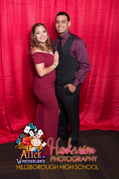 Hillsborough High School Prom-5901