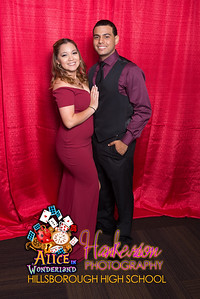 Hillsborough High School Prom-5901