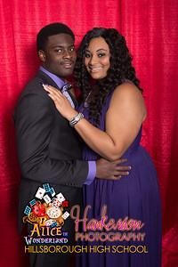Hillsborough High School Prom-5876