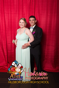 Hillsborough High School Prom-5815