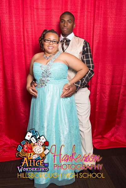Hillsborough High School Prom-5887