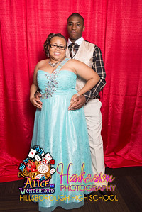 Hillsborough High School Prom-5887