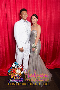 Hillsborough High School Prom-5908