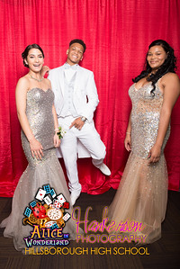 Hillsborough High School Prom-5912