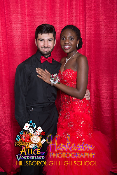 Hillsborough High School Prom-6015