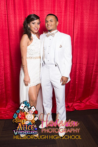 Hillsborough High School Prom-5881