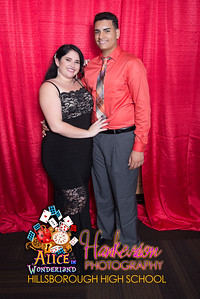 Hillsborough High School Prom-5999