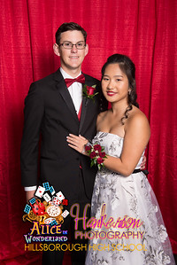 Hillsborough High School Prom-5830