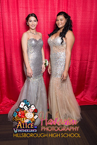 Hillsborough High School Prom-5911
