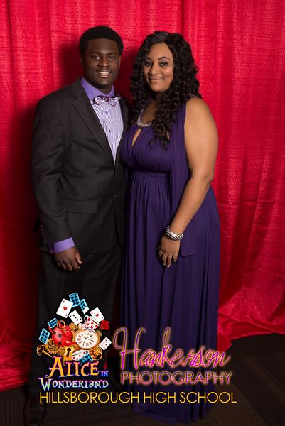 Hillsborough High School Prom-5875