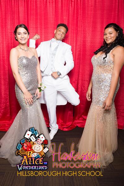 Hillsborough High School Prom-5913
