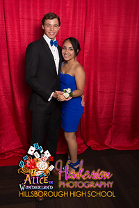 Hillsborough High School Prom-5822