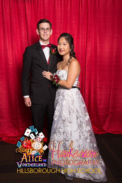 Hillsborough High School Prom-5831