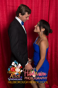 Hillsborough High School Prom-5825
