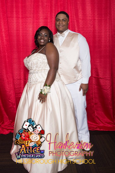 Hillsborough High School Prom at Mainsail Conference Center