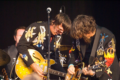 Blackie and the Rodeo Kings - Stephen Fearing and Tom Wilson