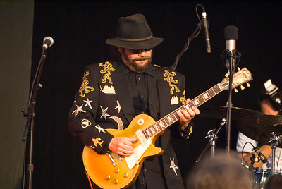 Blackie and the Rodeo Kings - Colin Linden