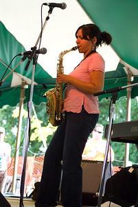 Teresa Levaseur's band
