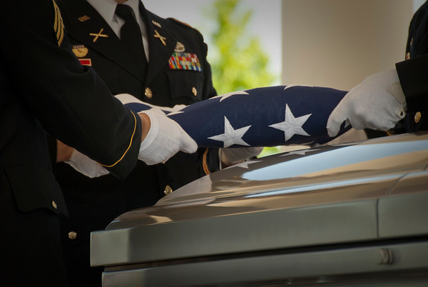 Hilton Military Funeral