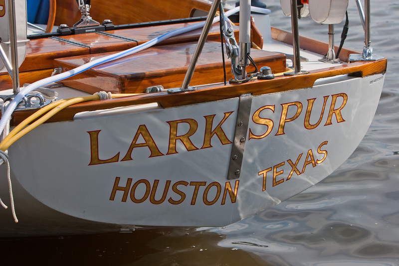 LARKSPUR, Houston, Texas, 1973.