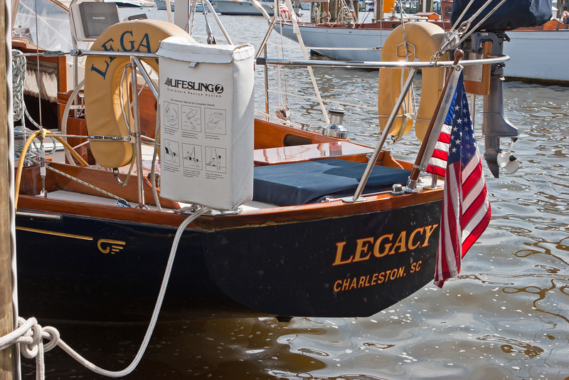 LEGACY, Charleston, South Carolina.