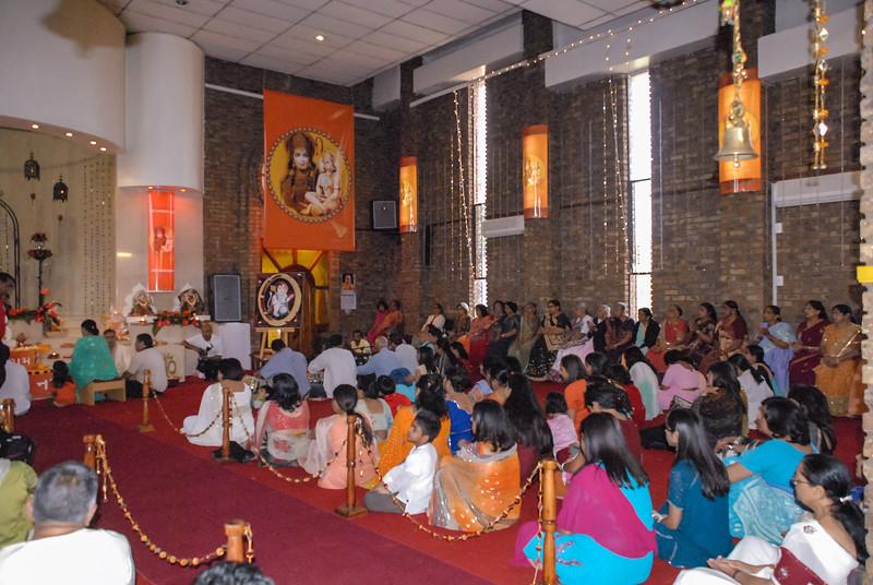 Shree Radha Krishna, Benoni