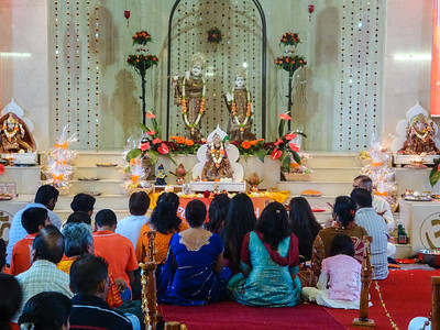 Shree Radha Krishna Mandir, Benoni, South Africa