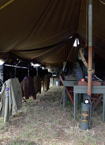 History Alive 2016, Camp Howze, WWII reenactment