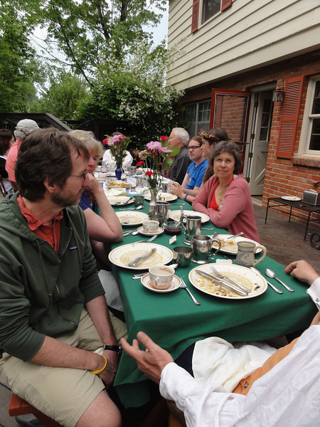 A Hobbit Breakfast, 2011