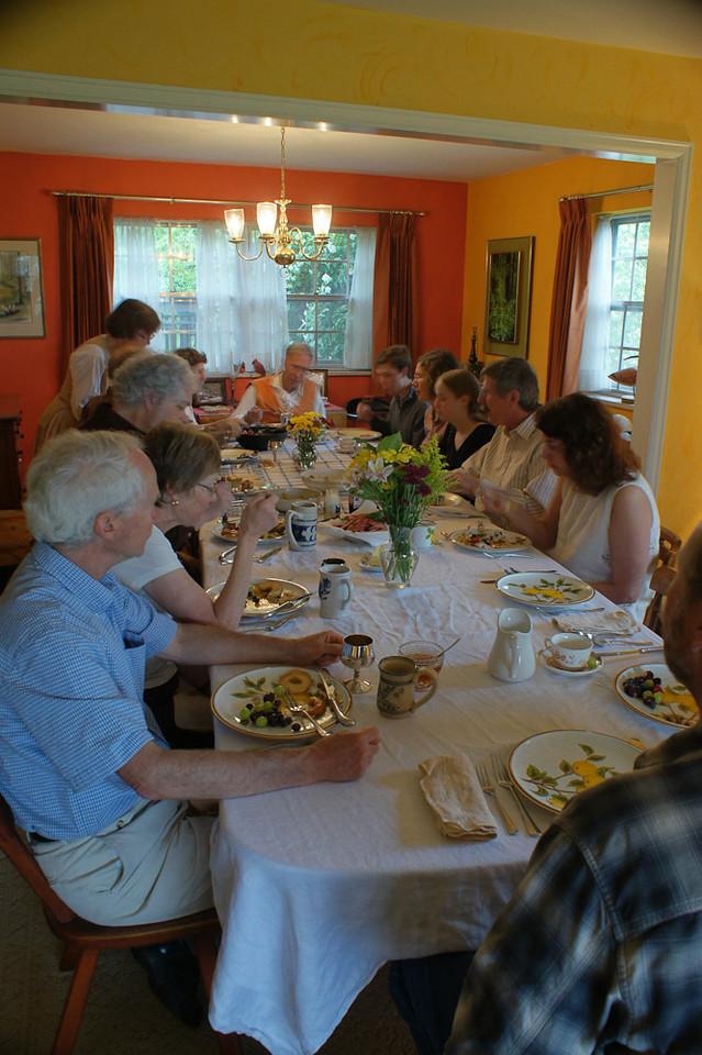 A Hobbit Breakfast in the year 2010, Wierholm