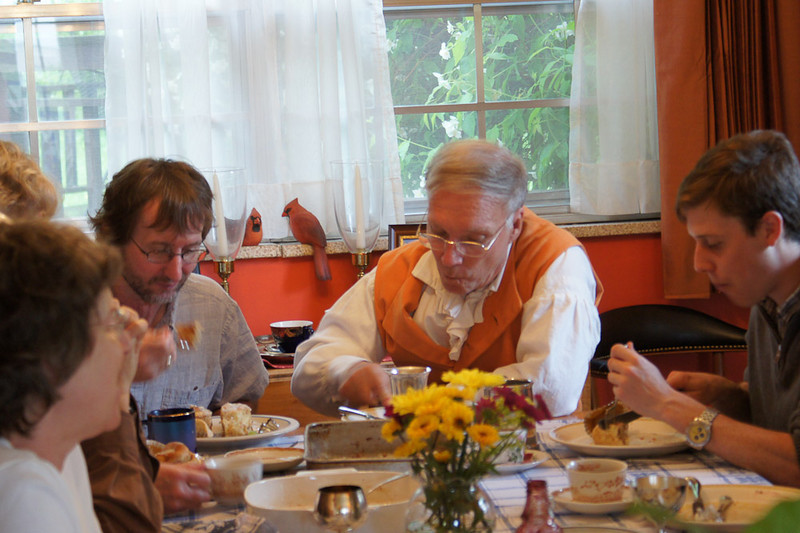 A Hobbit Breakfast in the year 2010, Wierholm