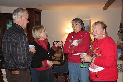 Holiday Barn Party 2009