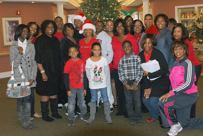 Holiday Carolling 2011