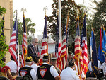 2010.06.14 Flag Day Inverness, FL :