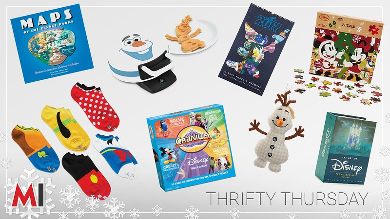 Gifts for a Disney fan that don't suck: THRIFTY THURSDAY EDITION