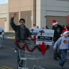 Mahmoud and shopping cart