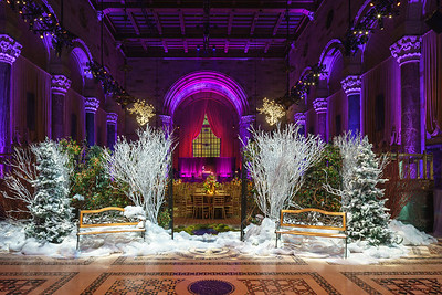 Holiday Party | Cipriani 42nd Street NYC | Sample