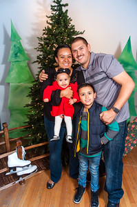 Glendora Village Holiday Stroll photo booth by Killer Cupcake Event Photography (www.facebook.com/KillerCupcakePhoto)