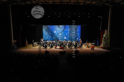 Holiday in Blue Concert