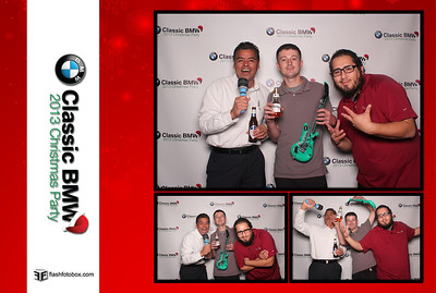 Classic BMW Christmas Party 2013