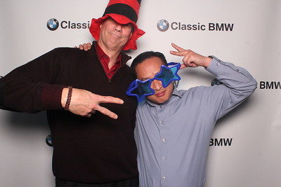 Classic BMW Holiday Party 2014