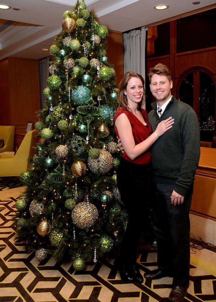 Dec 17, 2013 Hersha Holiday Party