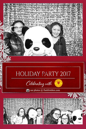 Halal Guys Holiday Party 2017