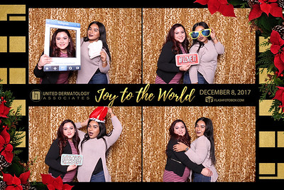 United Dermatology Holiday 2017 - December 8, 2017