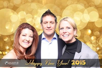 W Hotel - NYE 2015