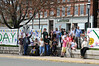 Several participants who helped make Rockville's Earth Day Celebration a rousing success.