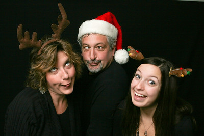 Silly Santa and his Reindeers